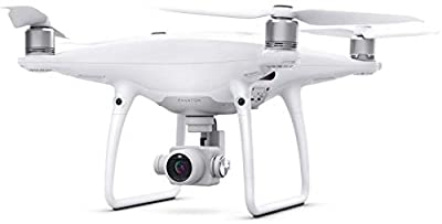 DJI Phantom 4 PRO Professional Drone Aircraft Deluxe Bundle - 64GB SD Card + Hardshell Backpack + Spare Intelligent Flight Battery + RoundTheClock Cleaning Cloth