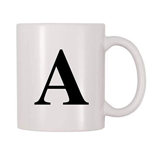 4 All Times Formal Letter A Coffee Mug (11 oz) ()
