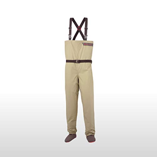 Redington Crosswater Fishing Wader, Tan, Large for sale  Delivered anywhere in USA