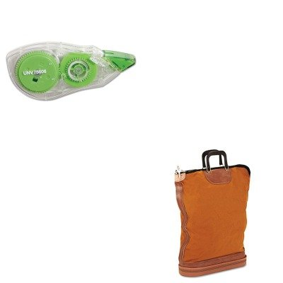 KITPMC04645UNV75606 - Value Kit - Pm Company Regulation Post Office Security Mail Bag (PMC04645) and Universal Correction Tape with Two-Way Dispenser (UNV75606) ()