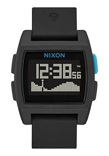 - Nixon Base Tide Watch - Black/Blue