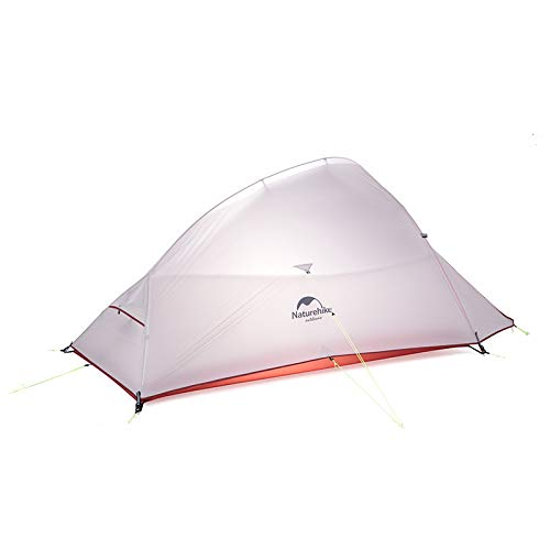 Naturehike 2 Person Outdoor Tent Double-Layer Tent Waterproof Camping Tent Lightweight Tent