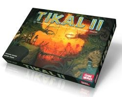 Tikal II Adventures of The Lost Temple Board Game (Tikal Board Game)