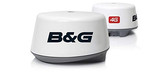 (Lowrance Broadband 4G Radar Bundle for B&G Zeus Series Includes B&G Broadband 4G Radar Scanner, Scanner Cable 20 m (66 ft), RI10 Interface Box, Yellow Ethernet Cable - 1.8 m (6 ft))