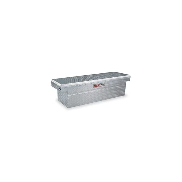 Truck Box, Crossover, 11.9 Cu Ft, Silver