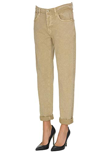 Dondup Beige Jeans Algodon Mcgldnm000005030e Mujer xwqwBnYHP