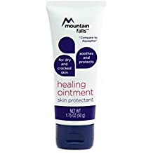 Mountain Falls Healing Ointment Skin Protectant for Dry and Cracked Skin, Hypoallergenic, Compare to Aquaphor, 1.75 Ounce