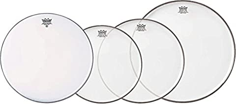 Remo PP0312BE Clear Emperor Power ProPack Drumheads