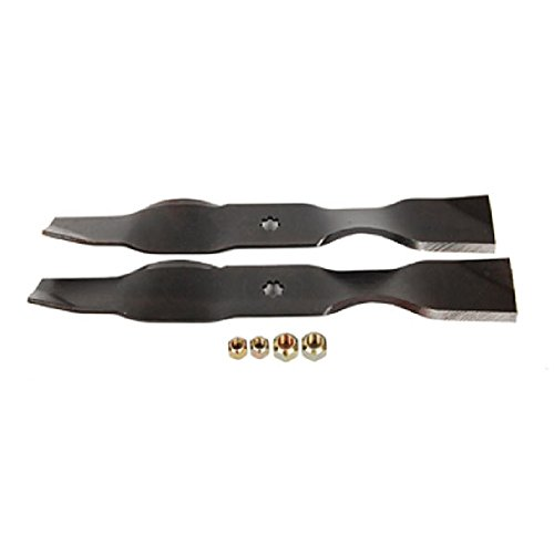 John Deere Original Equipment Mower Blade Kit #AM141040
