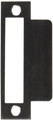 Don-Jo MEST-115 13 Gauge Steel Mortise Type Extended Lip ANSI Strike, Satin Stainless Steel Finish, 1-1/2'' Width x 4-7/8'' Height (Pack of 5) by Don-Jo