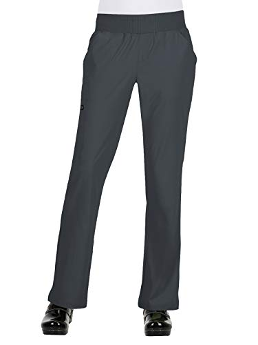 - KOI Basics 732 Women's Laurie Scrub Pant Charcoal MT