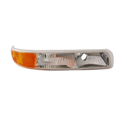 99-02 Chevy Silverado Park/Signal/Side Marker Lamp Unit Rh;00-06 Chevy Suburban 00-06 Chevy Tahoe