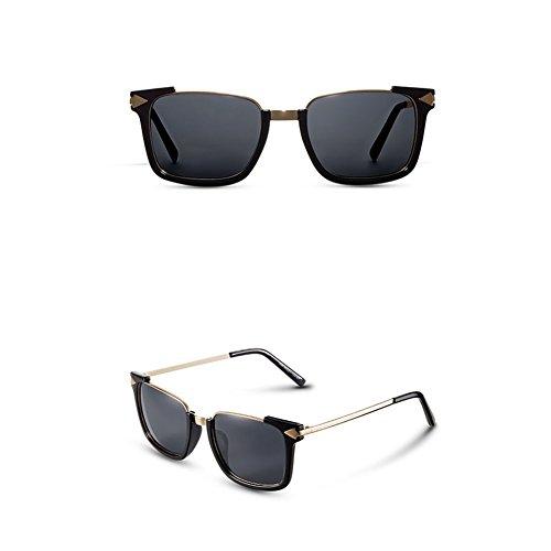 Moda Metal Grande Chica Gafas De Gafas Brightblack Amantes Accesorios De Brightblack De Marco Hombre Flecha Marco Medio De Y amp;HA Gafas Joven Gafas Mujer De Ropa De Retro Z Diseñador Sol vqwRHxR5