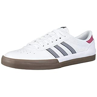 adidas Originals Lucas Premiere Hiking Shoe, FTWR White/Grey Three/Gum, 13 M US