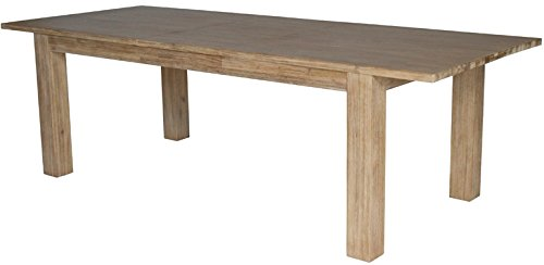 New Pacific Direct 801179-85 Bedford Butterfly Dining Table, Other