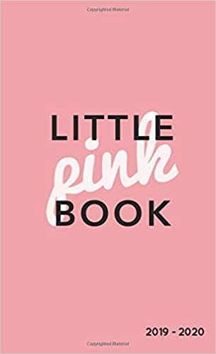 Little Pink Book 2019-2020: Two-Year Monthly Pocket Planner ...