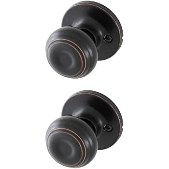 Weslock 00205S1--0020 Salem Knob, Oil-Rubbed Bronze - Doorknobs ...
