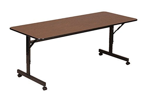 Correll FT2472M-01 EconoLine Flip Top Table, 24