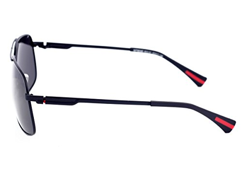 hombre Gafas de Negro Negro Drive para Matrix M sol PqXSp5Z