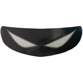 Batman Eyes Motorcycle Helmet Shield Sticker SkullSkins
