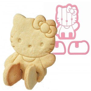 hello kitty bread mold - 7
