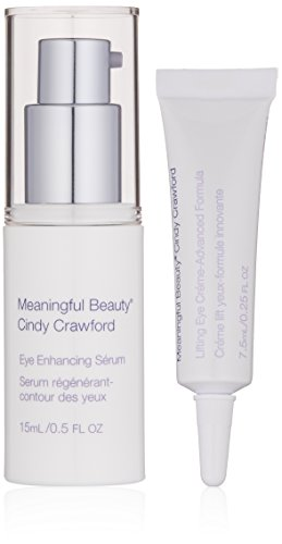 Meaningful Beauty Eye - Meaningful Beauty – Supercharged Anti-Aging Under Eye and Dark Circle Kit – Intro Size – MT.2064