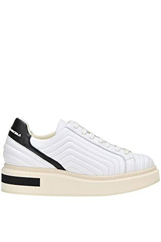 Donna Mcglcak04035i Pelle Barceló Manuel Sneakers Bianco zxqpnEwI
