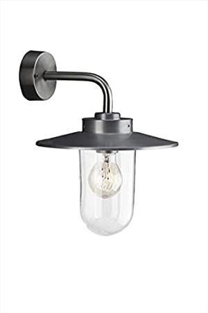 Massive vancouver outdoor wall light stainless steel requires 1 x massive vancouver outdoor wall light stainless steel requires 1 x 60 watts e27 bulb aloadofball Images