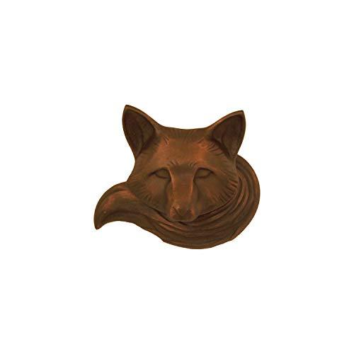 Fox Door Knocker - Oiled Bronze (Standard - Fox Knocker