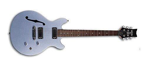 Stardust Rock Guitar - Daisy Rock 6 String Stardust Retro-H Ice Blu Sprkl (DR6302-U)
