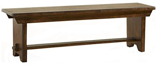Broyhill 5399-96V Attic Rustic Oak Bench, ()