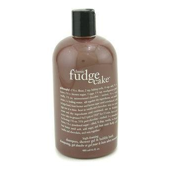 Philosophy Classic Fudge Cake153 Shampoo Shower Gel Bubble Bath