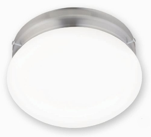 Good Earth Lighting 9-inch Direct Wire Mushroom - Earth Ceiling Fixture