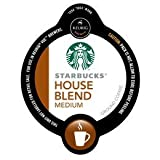 STARBUCKS HOUSE BLEND COFFEE 96 VUE PACKS