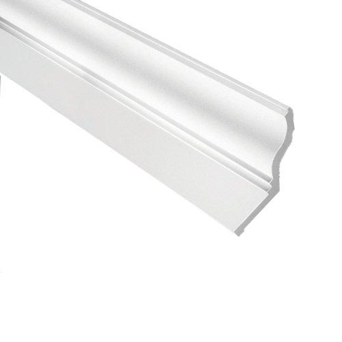 15 3/8''H x 8 1/2''P, 12' Length, Door/Window Moulding by Fypon