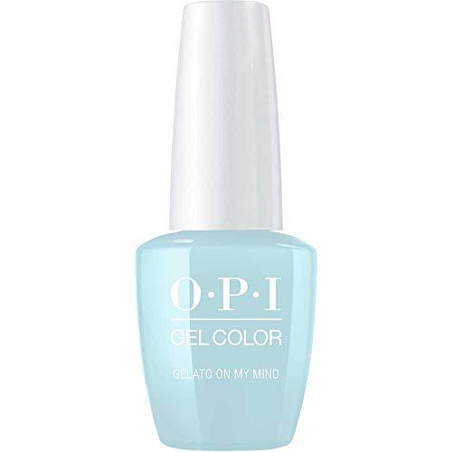 OPI GelColor, Gelato On My Mind, 0.5 Fl. Oz. gel nail polish