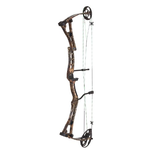 Martin Archery 60 Blade X4 Compound Bow, Large, Mossy Oak Camo