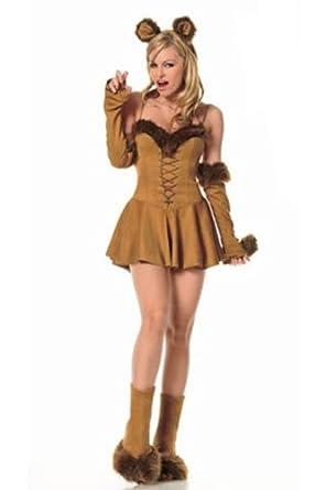 e2996c8c6 Hot sale Adult Sexy Lion Costume: Amazon.co.uk: Clothing