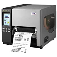 TSC 99-141A002-00LF Barcode Printer, TTP-368MT, Thermal Transfer, 300 dpi, 10 IPS, 6 Print Width, Real Time Clock, Internal Ethernet, Parallel, SER, Cutter