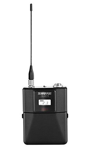 Shure QLXD1 Wireless Bodypack Transmitter, G50