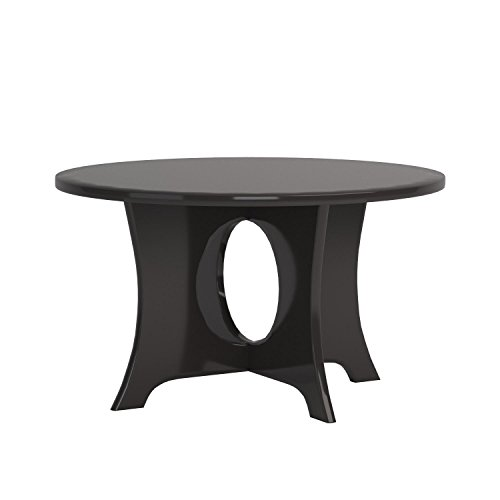 pedestal base dining table - 5