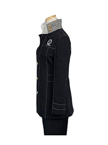 Shin Megami Tensei: Persona 4 P4 School Boy Uniform Cosplay Costume