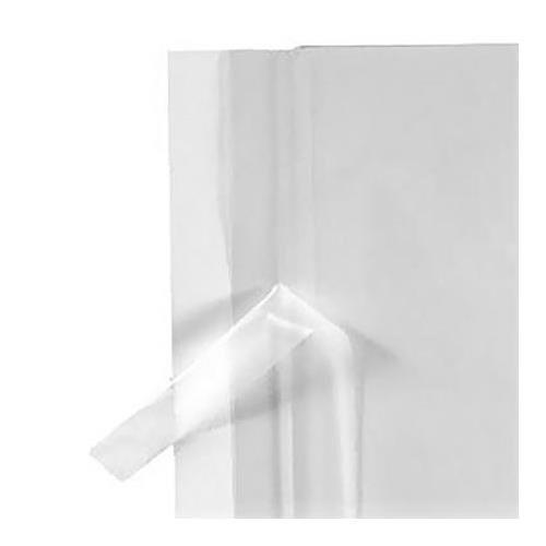 Archival Methods Crystal Clear Bags, Size: 8-3/4X11-3/4'', Safety Seal, Package Of 100. by Archival Methods