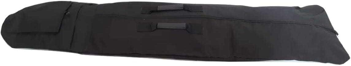 Large Detector Bag//Carrying Case with Shoulder Strap and Carry Handles Garrett at Pro /& Gold etc for All Garrett Ace Models Black Universal Carrying /& Storage Bag for Metal Detectors.