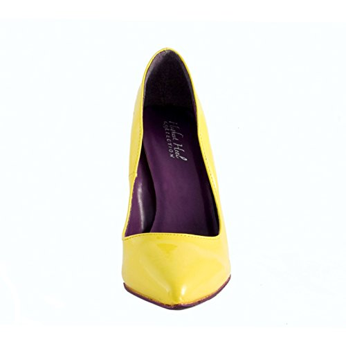 The Highest Heel Women's Ignite-21 Platform Sandal,Black/Red Combo,10 M US Sculpted Heel Platform Sandal