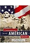 Contemporary American Speeches, Johannesen, Richard and Allen, Ron, 075757694X