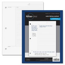 Focusnotes Filler Paper 20LB Package product image