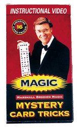 Morris Costumes Mystery Card Tricks Video ()