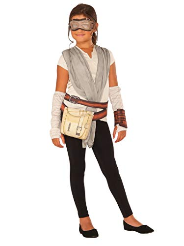 Star Wars Episode VII: The Force Awakens Rey Dress Up Set Costume for Kids
