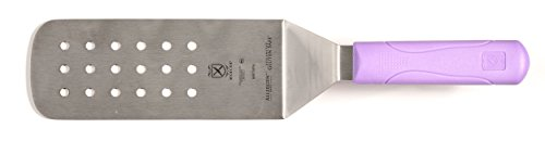 Mercer Culinary Millennia Perforated Turner/Spatula with Pur